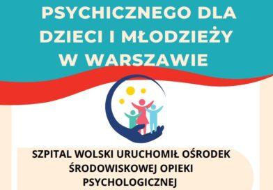 Pomoc psychologiczna i psychoterapeutyczna dla dzieci i młodzieży